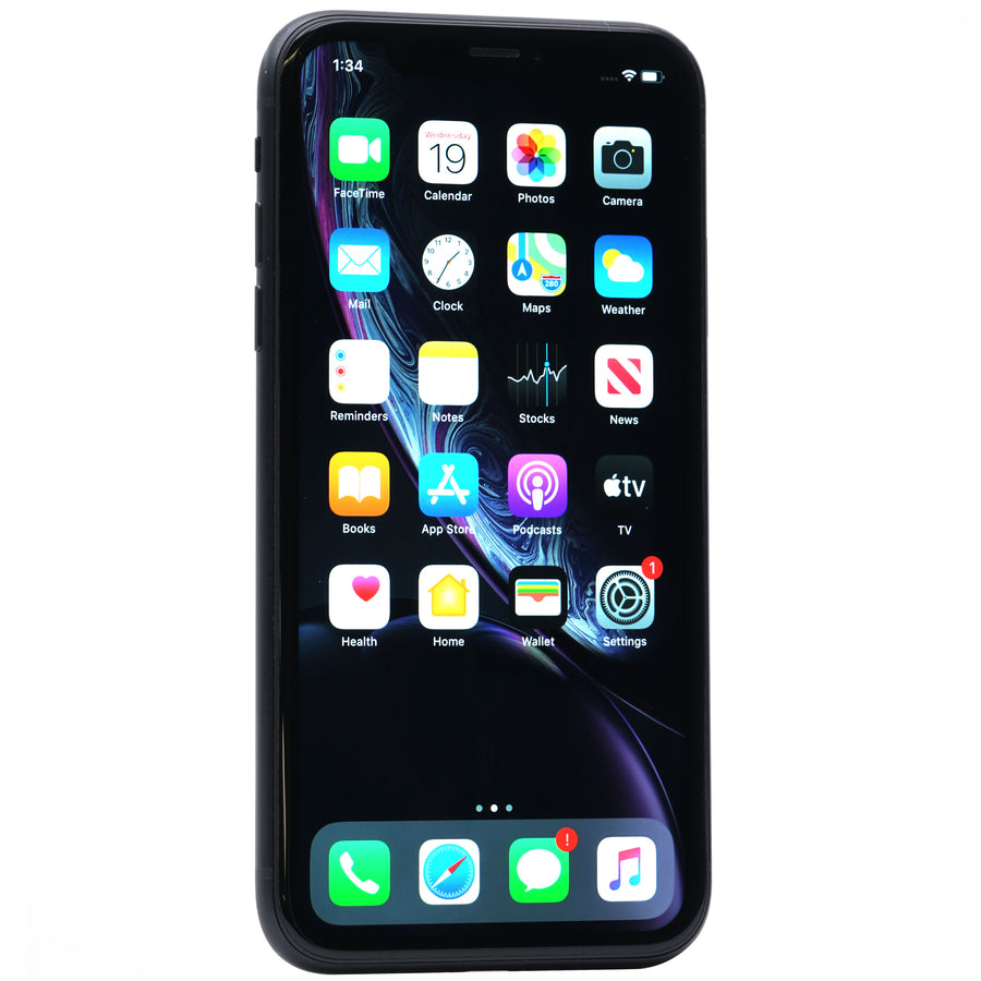 iPhone XR 256GB Carrier Unlocked Black