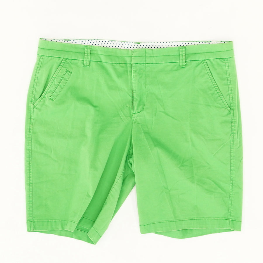 Green Shorts - Size 16P