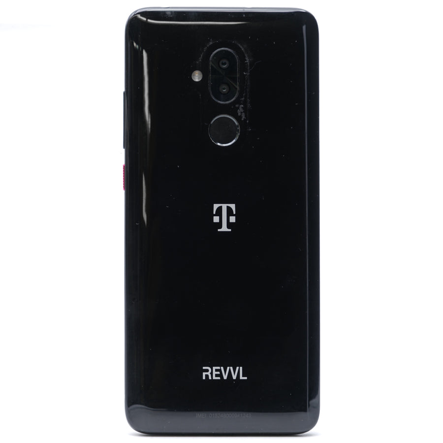 REVVL 2 Plus 32GB Smartphone Black