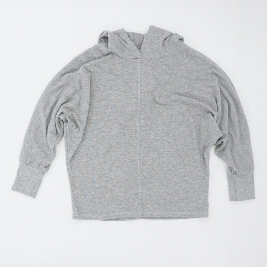 Gray Solo Cozy Hoodie - Size S