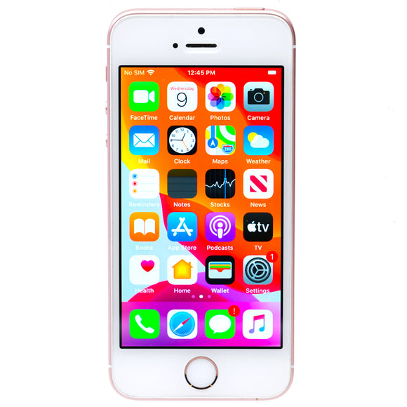 iPhone SE 32GB For Tracfone Rose Gold