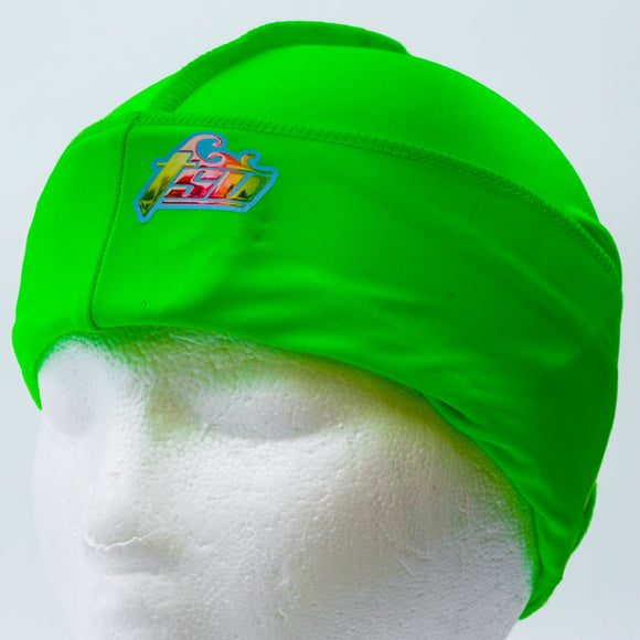 All Purpose Stringless Durag Neon Green