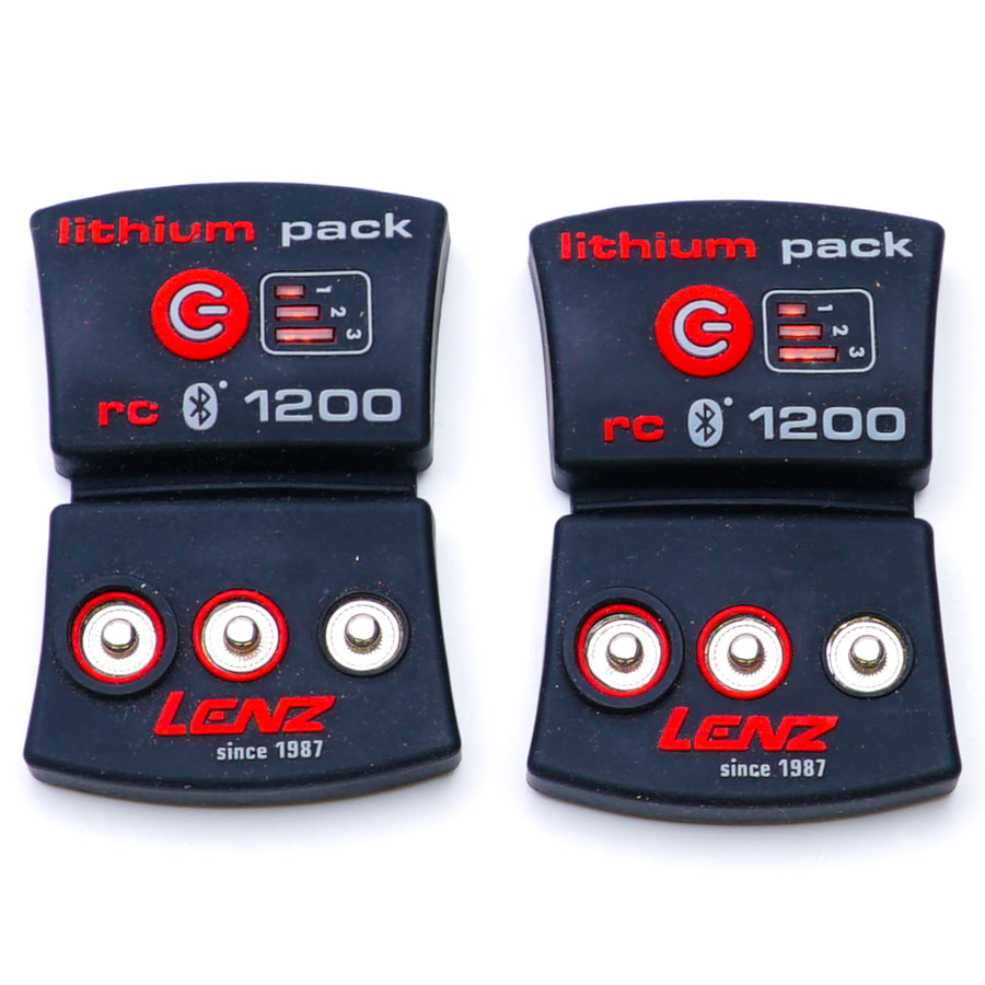 Lithium Pack rcB 1200 for Heating Socks