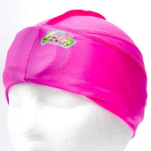All Purpose Stringless Durag Hot Pink
