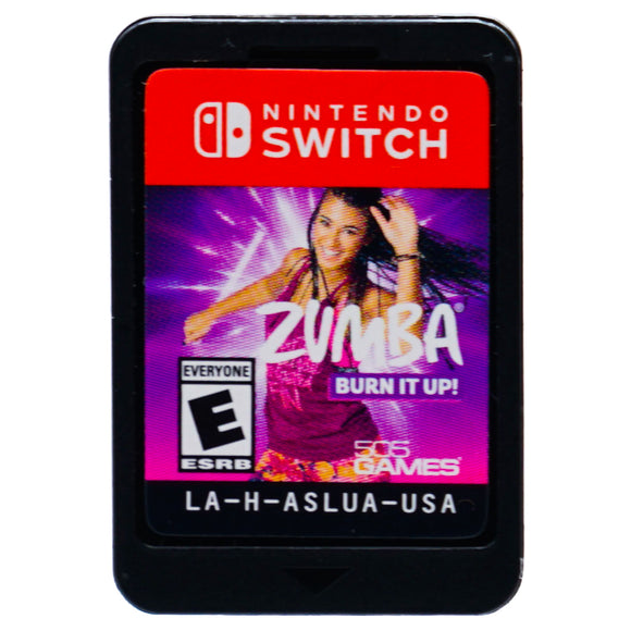 Zumba: Burn it up for Nintendo Switch