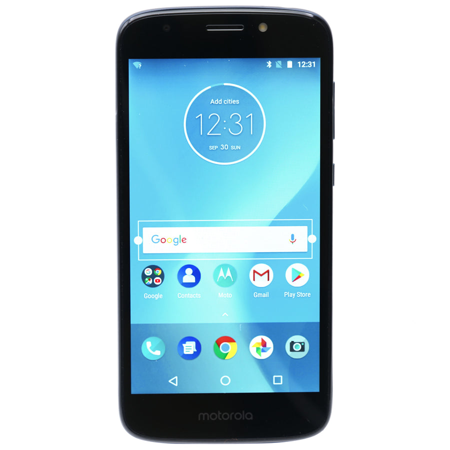 Moto E5 Cruise 16GB Smartphone for Cricket Blue