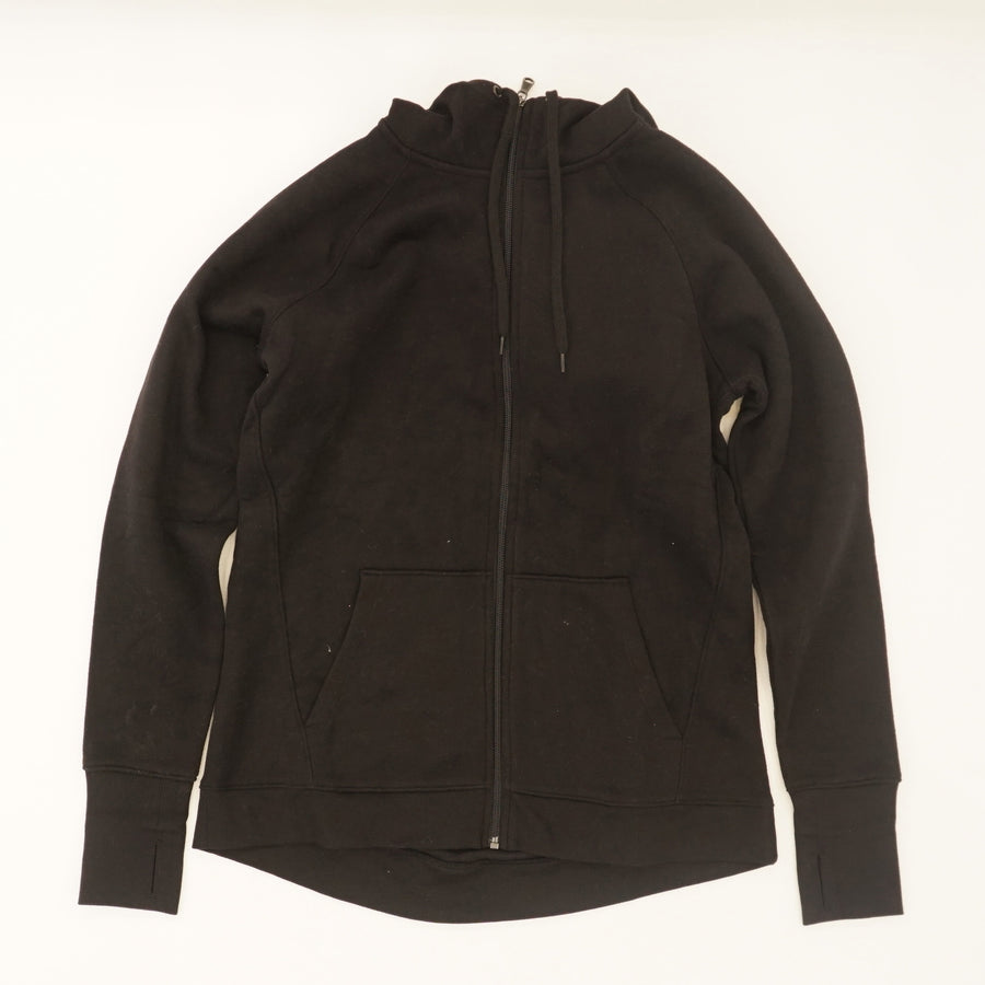 Ultrasoft Fleece Zip-Up Hoodie
