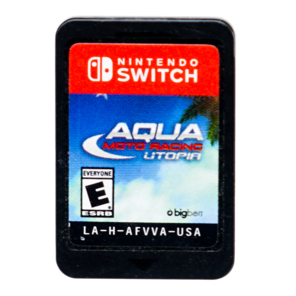 Aqua Moto Racing Utopia for Nintendo Switch