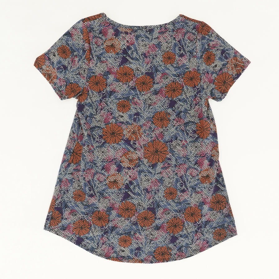 Classic Floral Tee - Size M