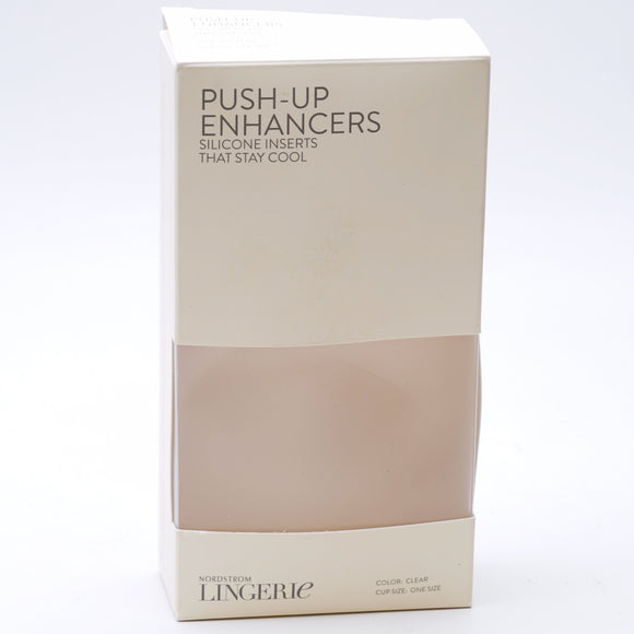 Silicone Push Up Enhancers Clear