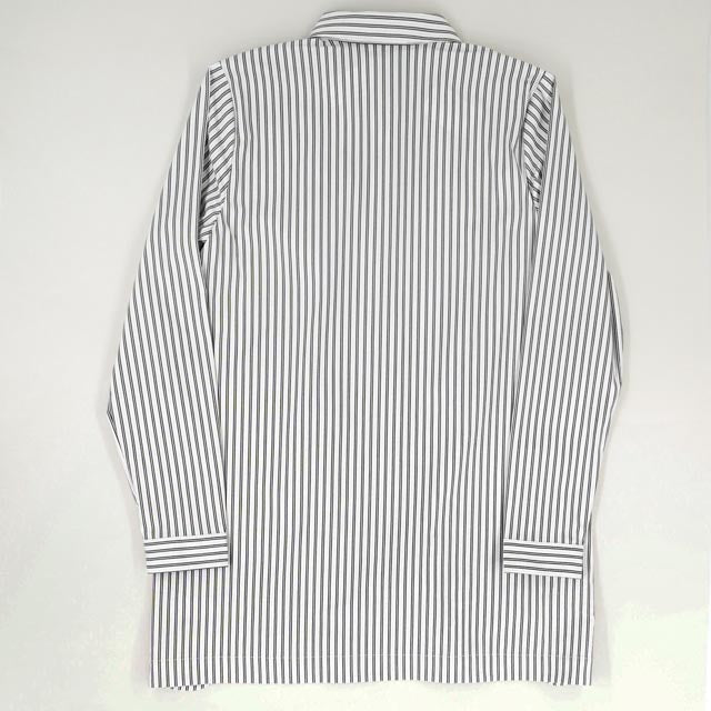 Collared Striped Long Sleeve Button Down Size S