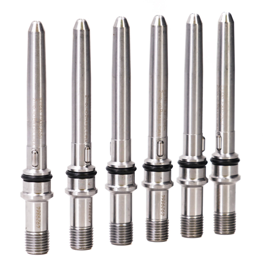Injector Connector Tubes- 6 PC