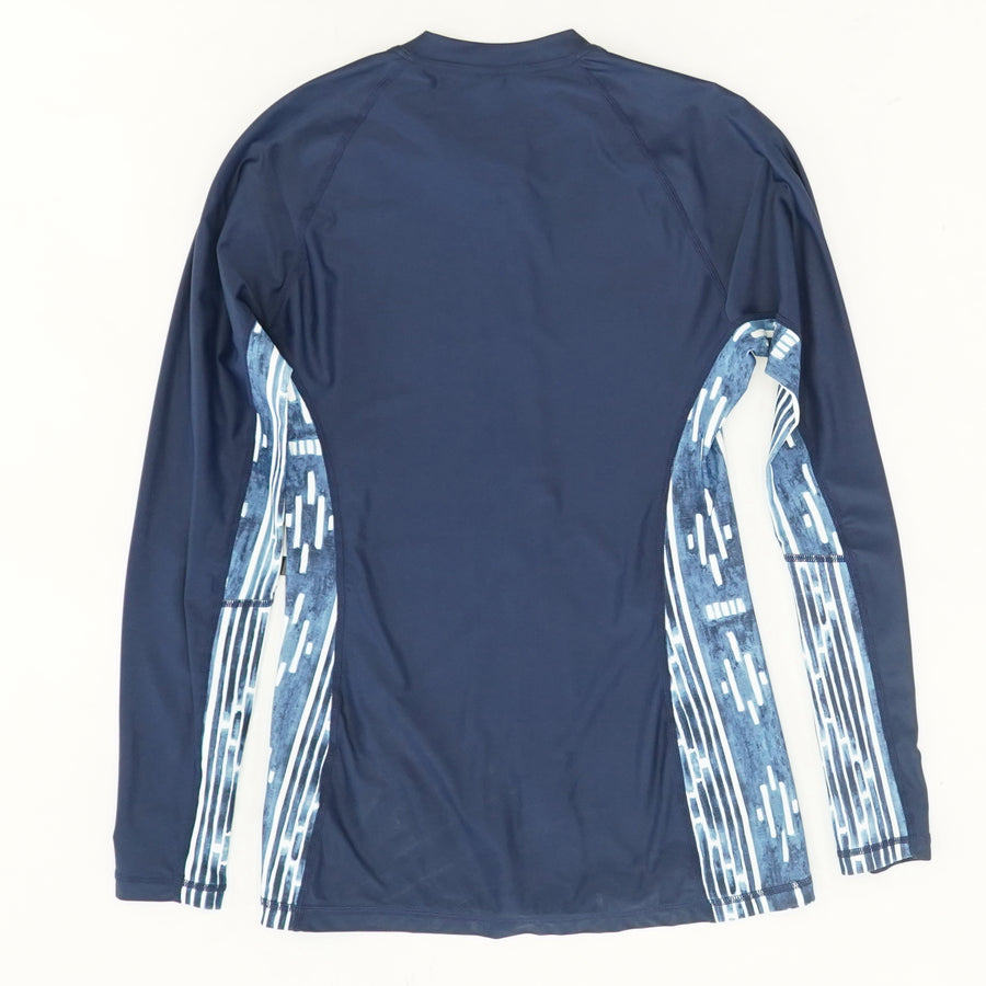 Moontide Zip Through Rash Guard - Size 10
