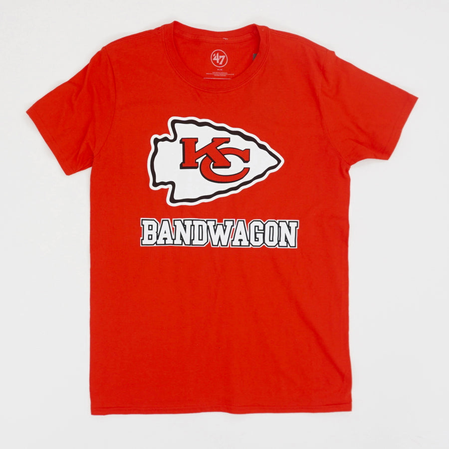 Kansas City Chiefs Graphic Tee - Size M