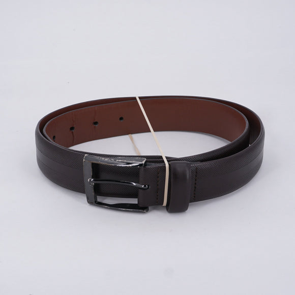 Brown Leather Belt Size 34