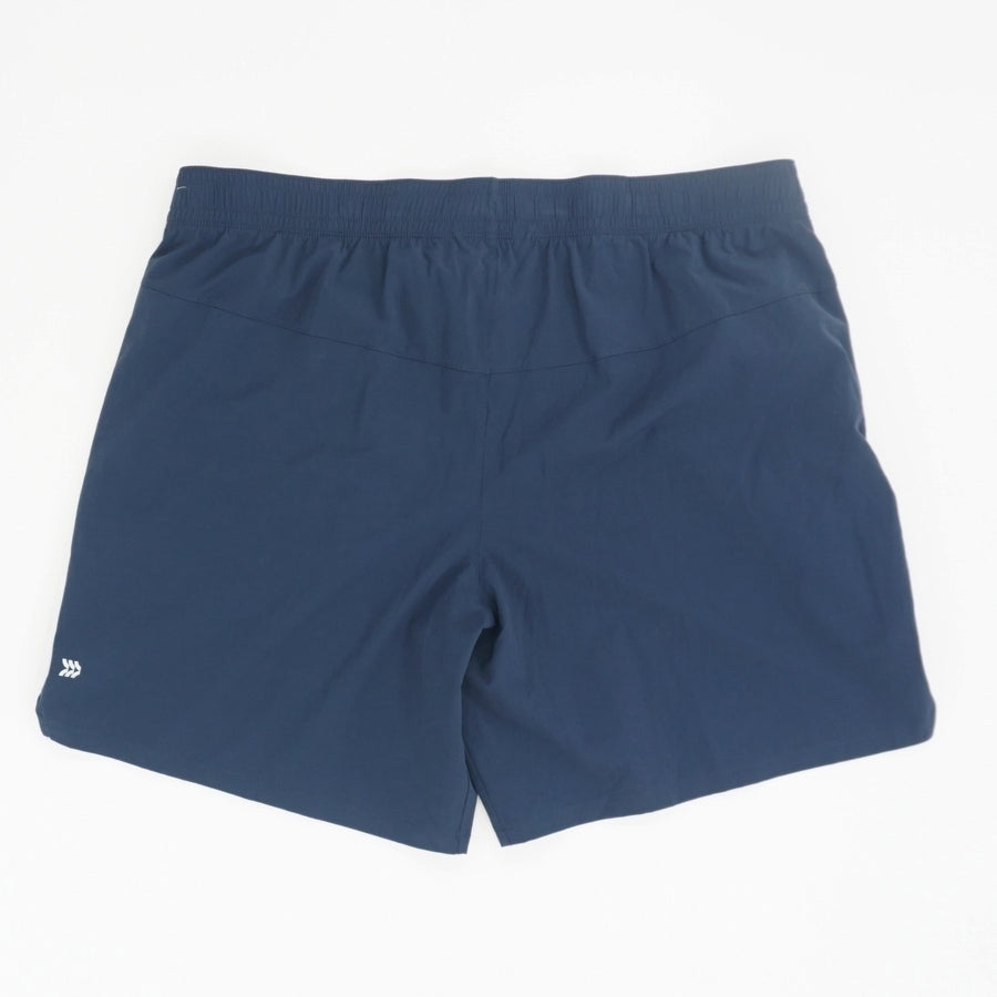 "7"" Unlined Workout Shorts - Size XL"