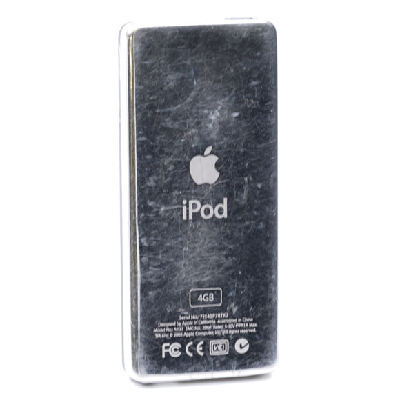iPod Nano 4GB Black