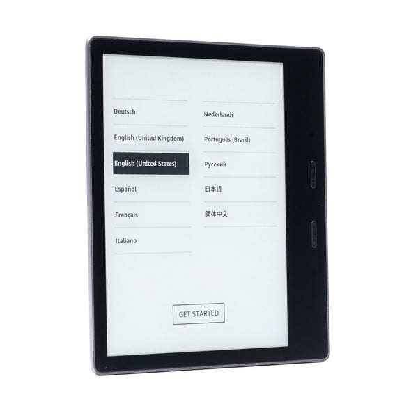 Kindle Oasis 3 8GB Graphite