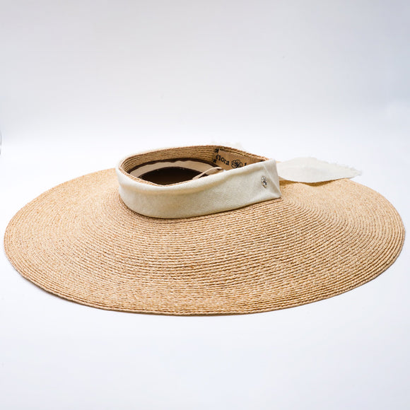 Wide Brim Only Beach Hat Size OS