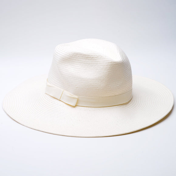 Ivory Beach Hat Size OS