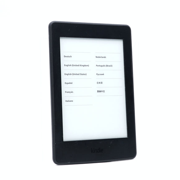 Kindle Paperwhite 3 4GB 3G Black