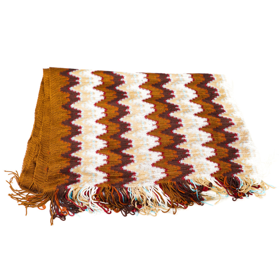 Missoni Patterned Winter Scarf