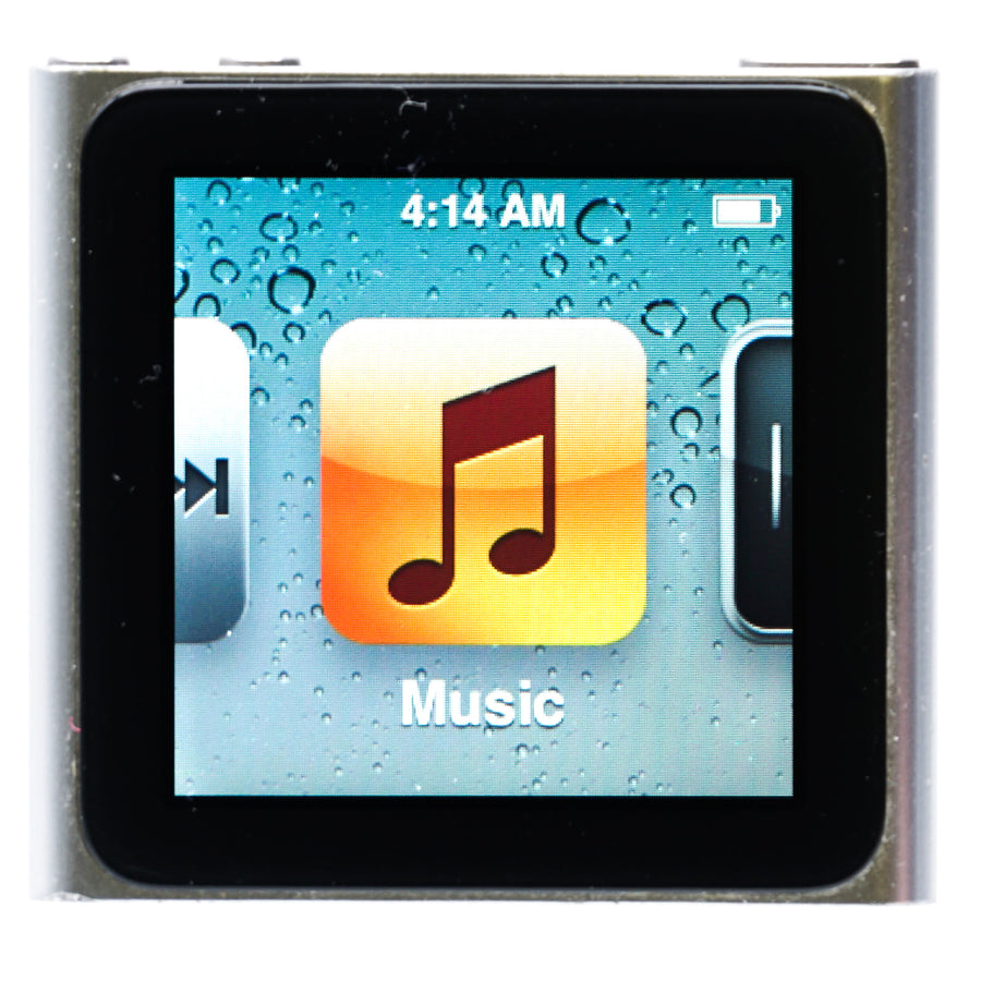 iPod Nano 6th Gen. 8GB Silver