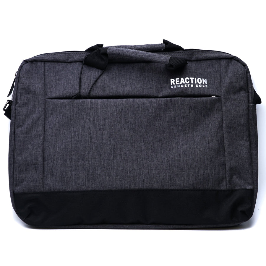Gray Messenger / Laptop Bag