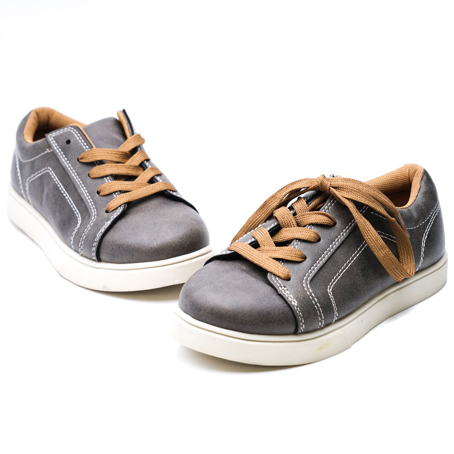 Dwight Sneakers Gray Size 2.5
