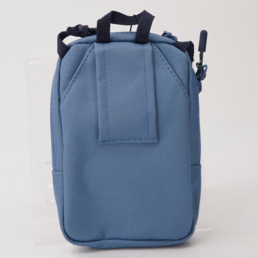 Small Blue Sinclair Crossbody Bag
