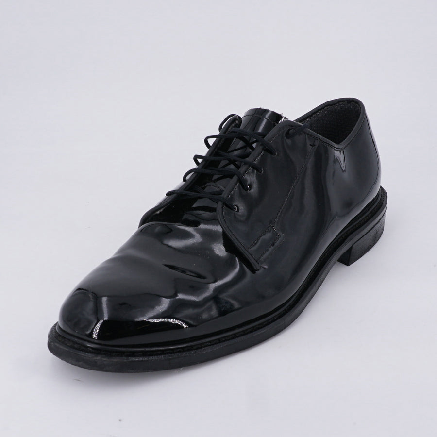 Patent Military Dress Shoes Size 12.5