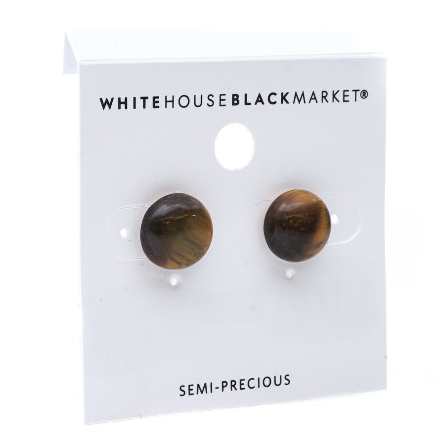 Brown Stud Fashion Earrings