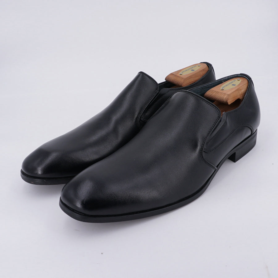 Black Leather Dress Shoes Size 11