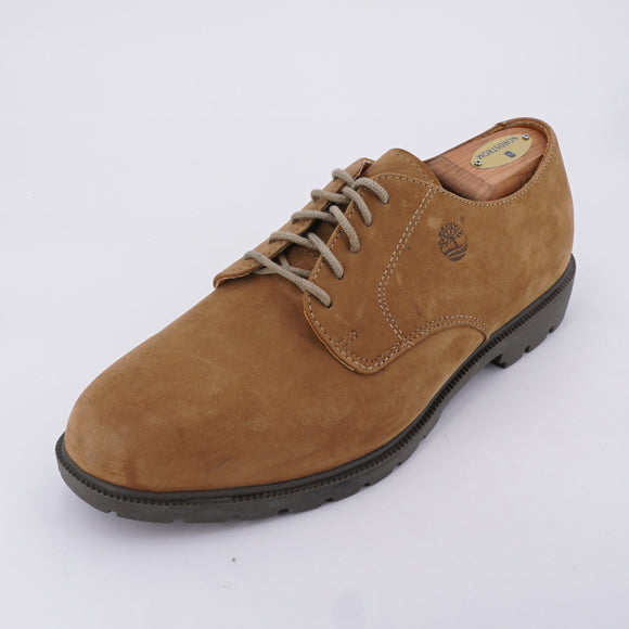 Waterproof Oxford Suede Dress Shoes Size 9
