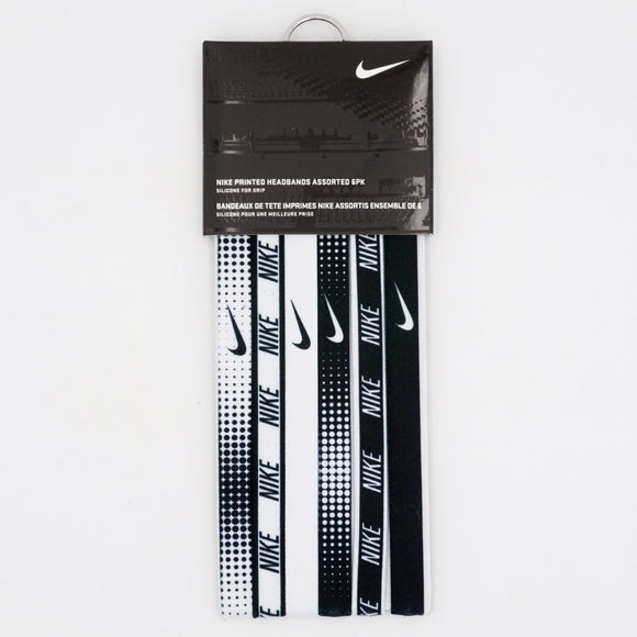 Assorted 6PK of Printed Headbands