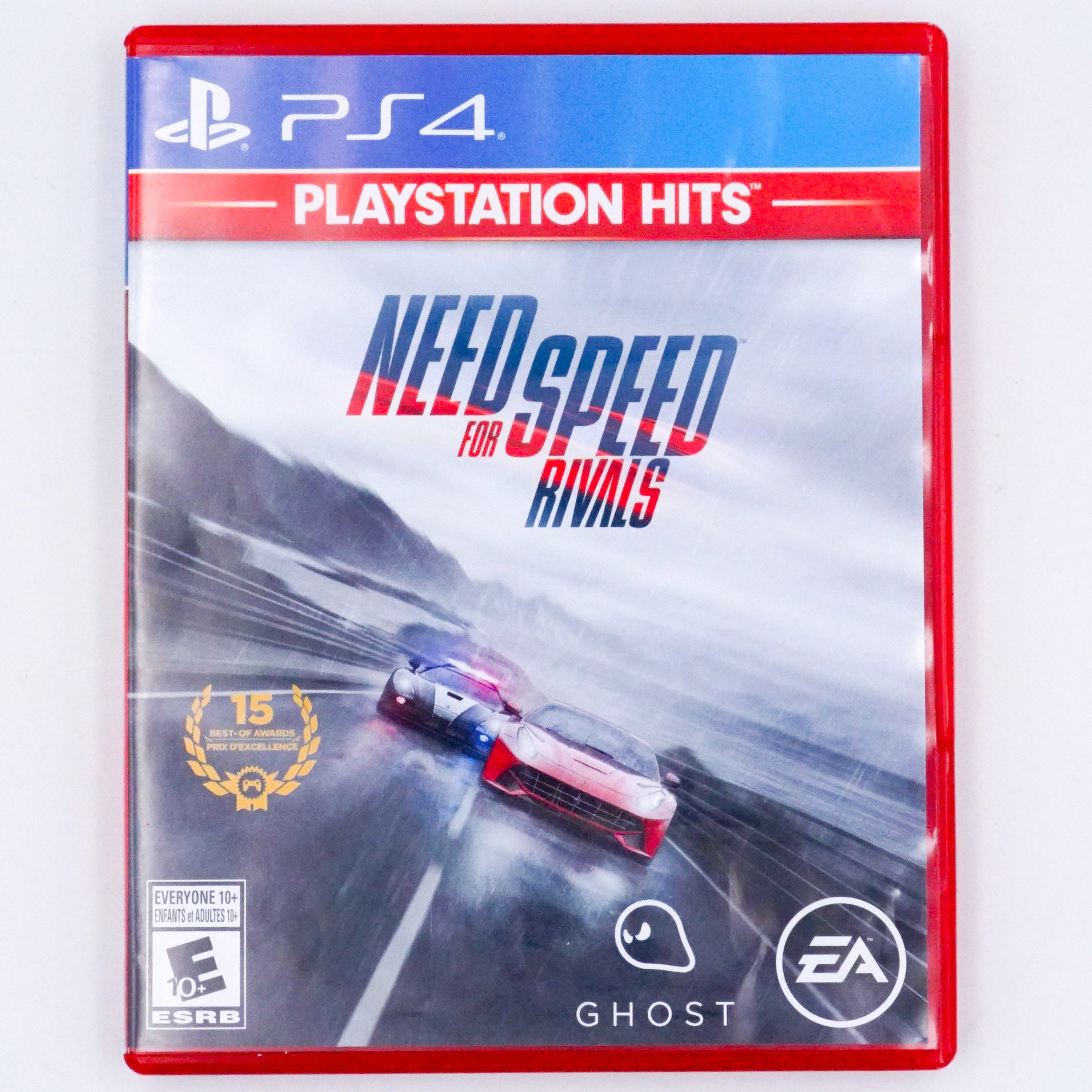 Need For Speed Rivals Game For Ps4 Unclaimed Baggage