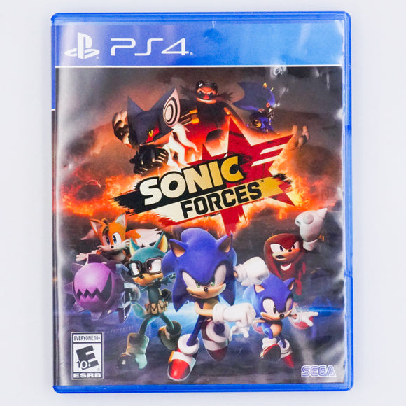 Sonic Forces Game for PS4