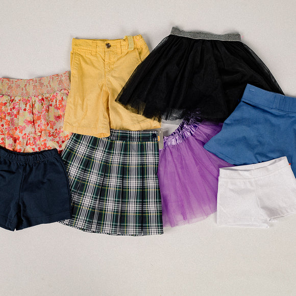 Girls' Summer Clothing Mystery Bag (8 per Bag)