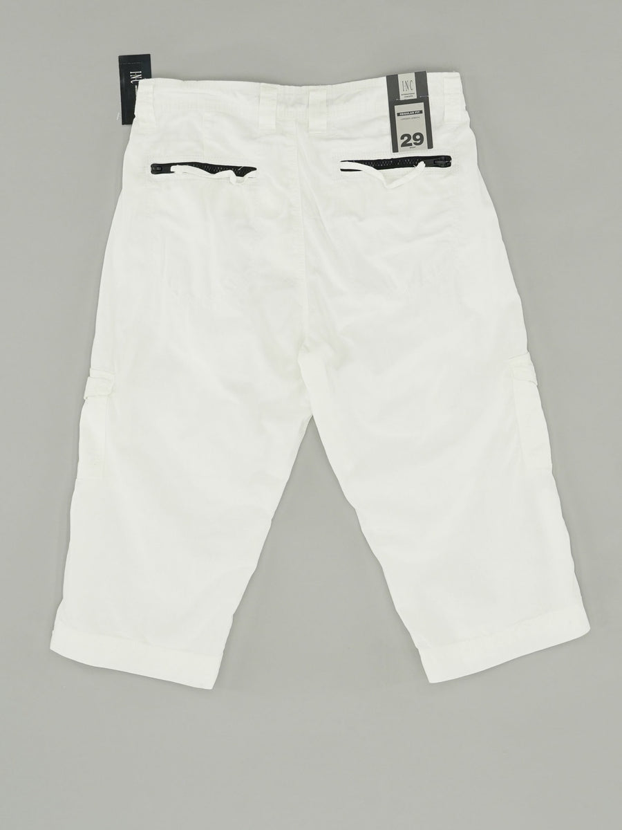 Regular Fit Cargo Shorts Size 29