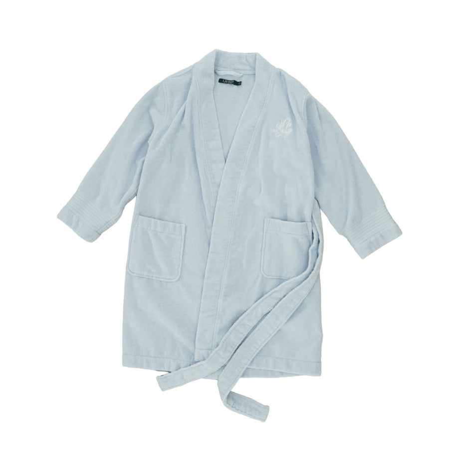 Cotton Terry Cloth Robe Size S