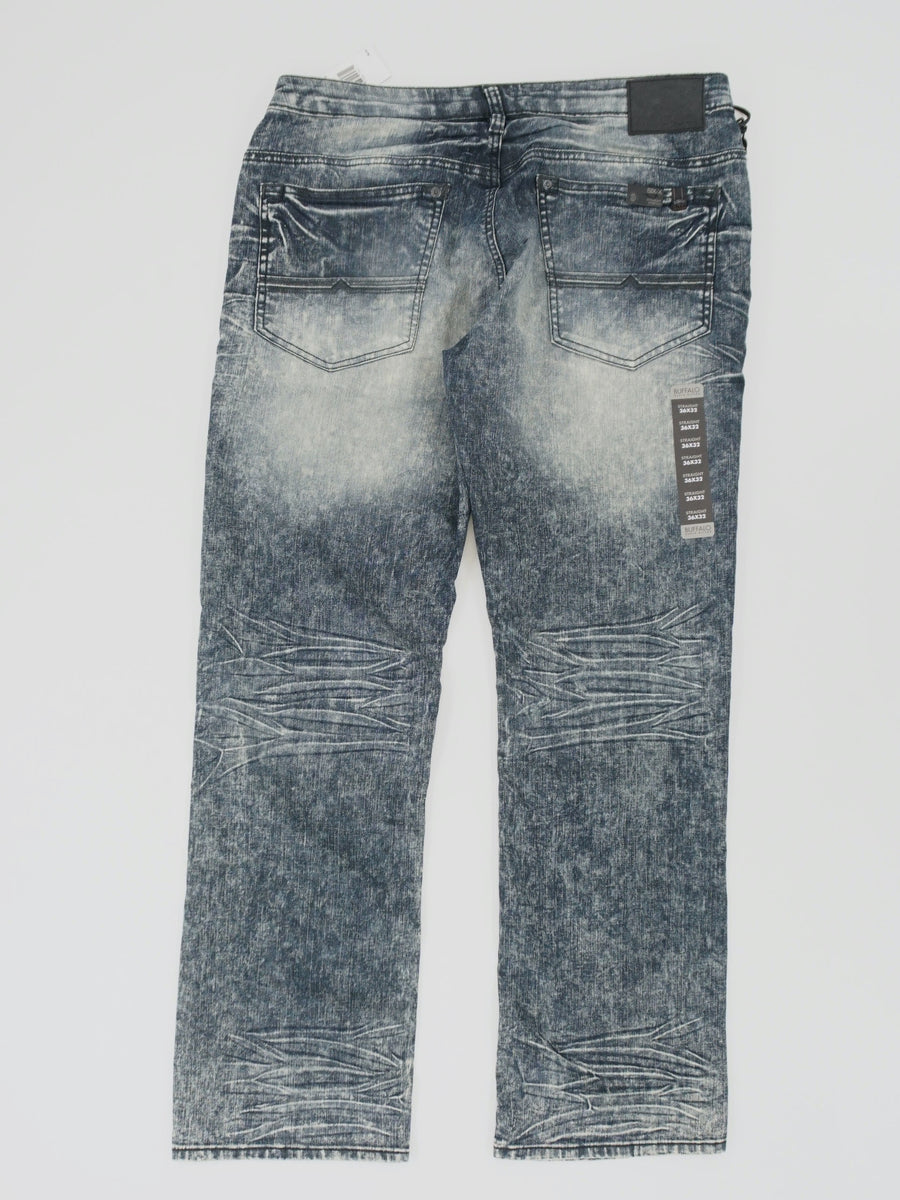 Six X Straight Leg Stretch Jeans