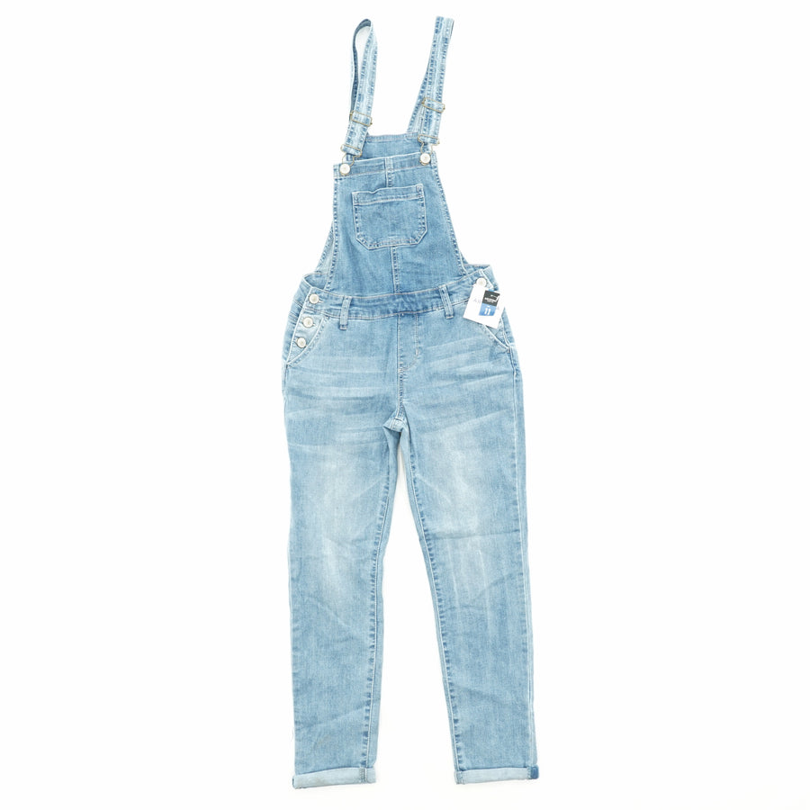 Light Wash Overalls Size 12