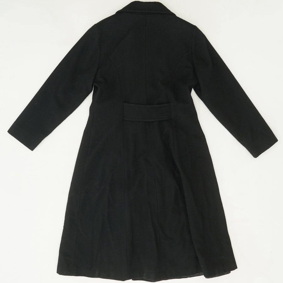 Wool Trench Coat Size 34