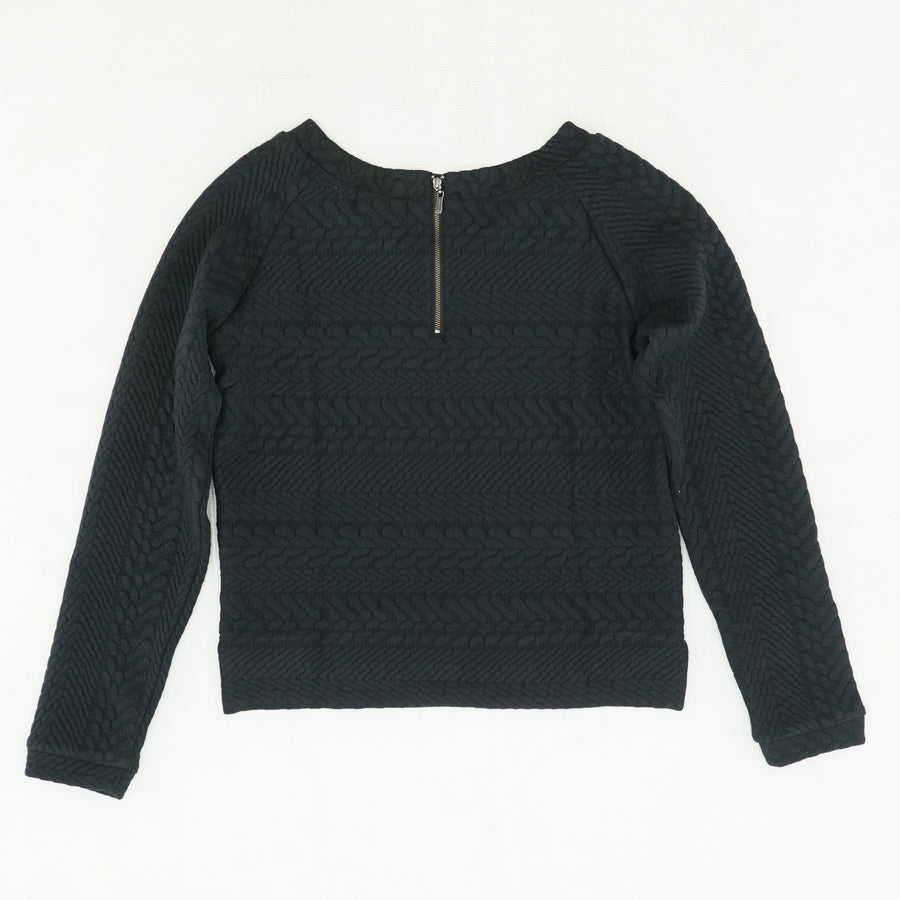 Dimension Crop Sweatshirt - Size S