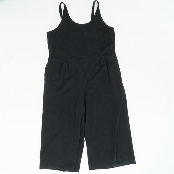 Black Cami Jumpsuit Size XL
