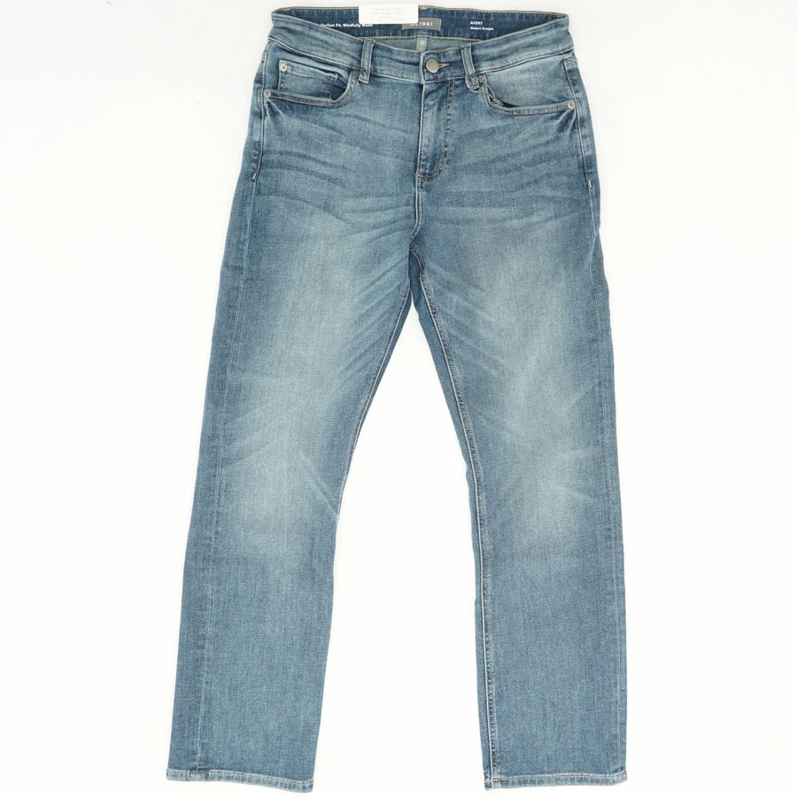 Avery Modern Straight Jeans