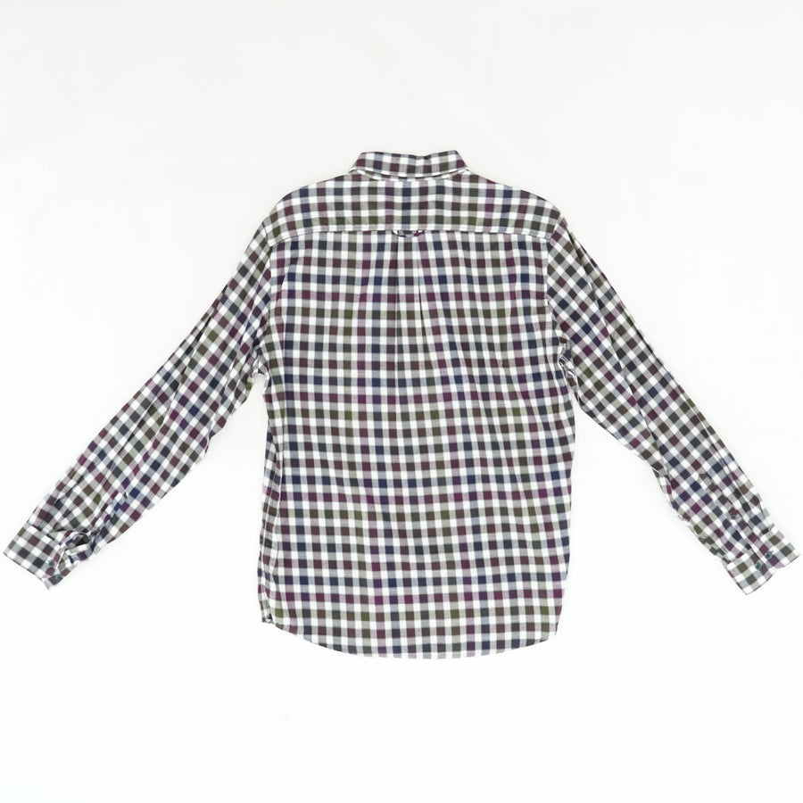 Multi Colored Checked Shirt Size XL
