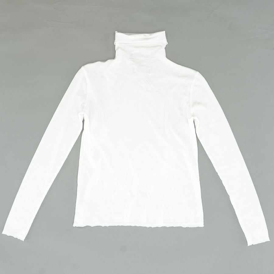 Turtleneck Casual Blouse Size S