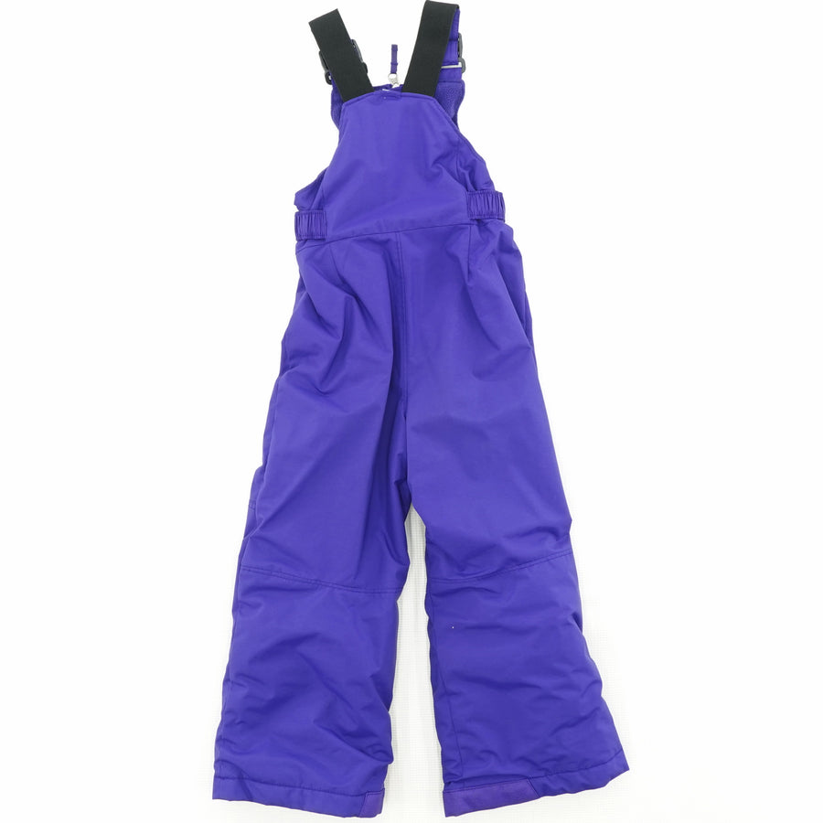 Purple Snow Bib Size XXS