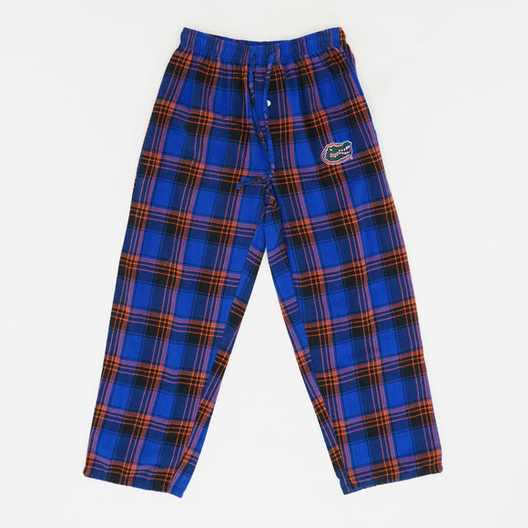 Florida Gators Plaid Sleep Pants Size M